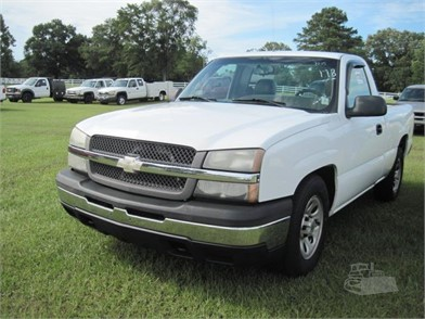 2005 Chevy Silverado Pickup Other Auction Results - 1