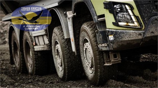 Volvo FMX13 HBX 6x4 Rigid B-Ride Construction