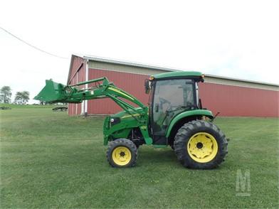 40 HP To 99 HP Tractors For Sale In Orangeville