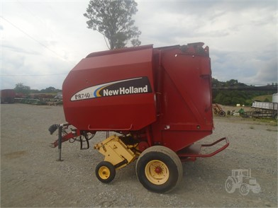 NEW HOLLAND BR740 For Sale - 62 Listings | TractorHouse com