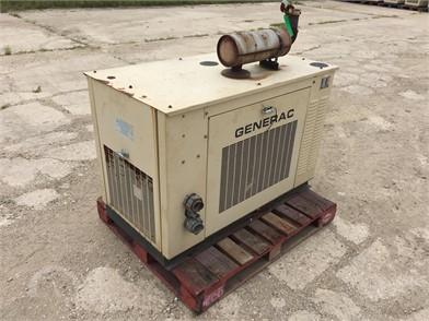 GENERAC Generators Power Systems Online Auctions - 10 Listings