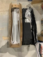 """""""As Is"""" BloomGrow Hydroponics 32''x32''x63'' 600D"""