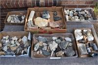 Rock Collection North Carolina?