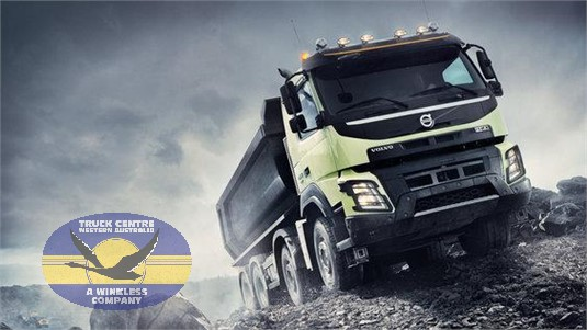 Volvo FMX13 CTX 6x6 Rigid T-Ride Mining Support UFUP