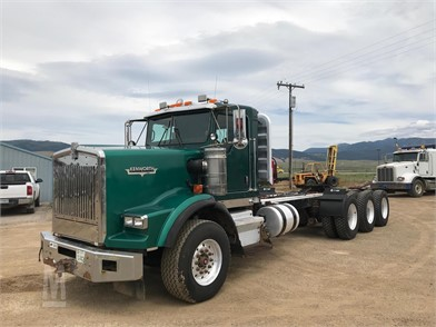 KENWORTH T800H Trucks For Sale - 3 Listings | MarketBook ca - Page 1