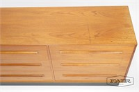 Westnofa Teak 12 Drawer Dresser