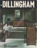 Arthur Umanoff for Dillingham 4 Door Buffet/Hutch