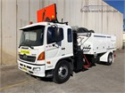 Hino FG1527 Bitumen Sprayer|Flocon|Jetpatcher