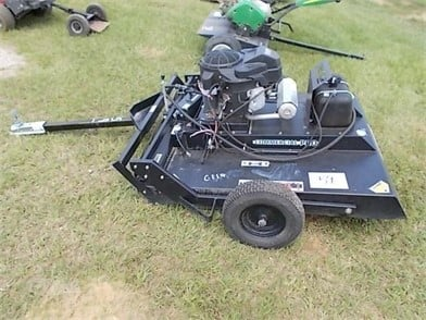 SWISHER COMMERCIAL PRO 44 MOWER: PULL-BEHIND Other Auction