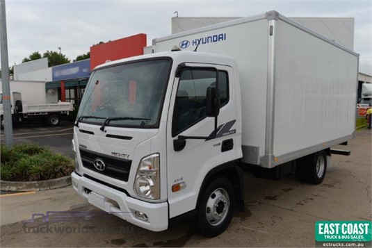 2019 Hyundai Mighty EX4 SWB Trucks for Sale