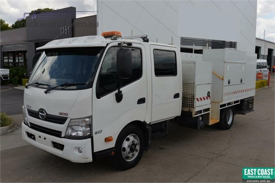 2012 Hino Dutro Trucks for Sale
