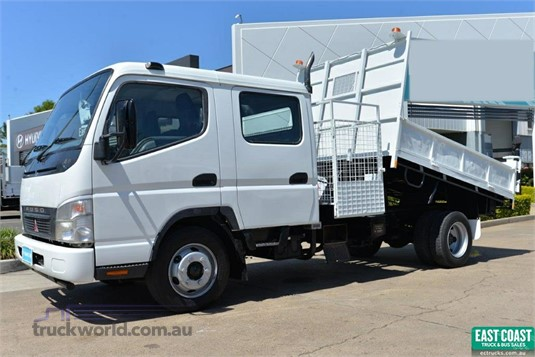 2007 Mitsubishi Canter Trucks for Sale