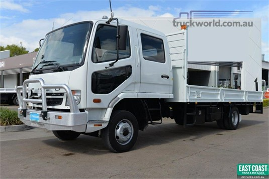 2010 Mitsubishi FK600 Trucks for Sale