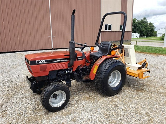 1988 CASE IH 235 For Sale In Olney, Illinois