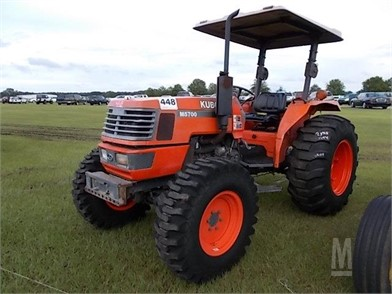 KUBOTA M5700DT MFWD TRACTOR Other Auction Results - 1