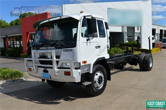 2007 Nissan Diesel UD PK245 Trucks for Sale