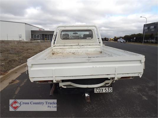 2011 Toyota Landcruiser Cross Country Trucks Pty Ltd - Light Commercial for Sale
