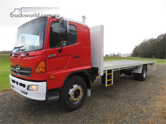 2007 Hino Ranger 10 GH Trucks for Sale