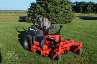 GRAVELY Zero Turn Lawn Mowers For Sale - 327 Listings | TractorHouse