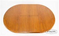 Svend Aage Madsen Table with Butterfly Leaves