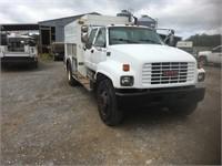 1999 GMC C 7500 Utility / Service Truck