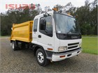 2007 Isuzu FRR550 Waste Disposal