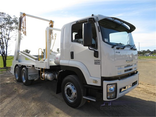 2013 Isuzu FVZ1400 - Trucks for Sale