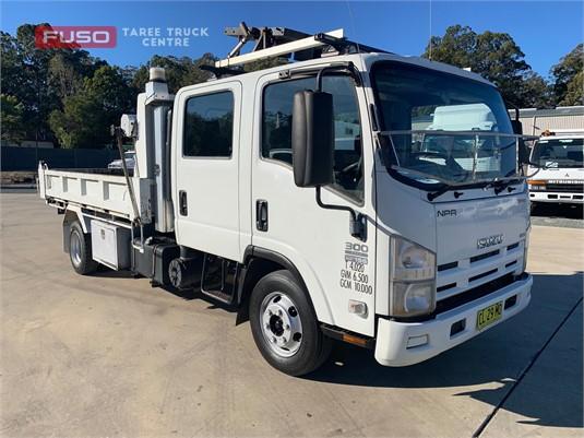 2009 Isuzu NPR 300 Dual Cab Taree Truck Centre - Trucks for Sale