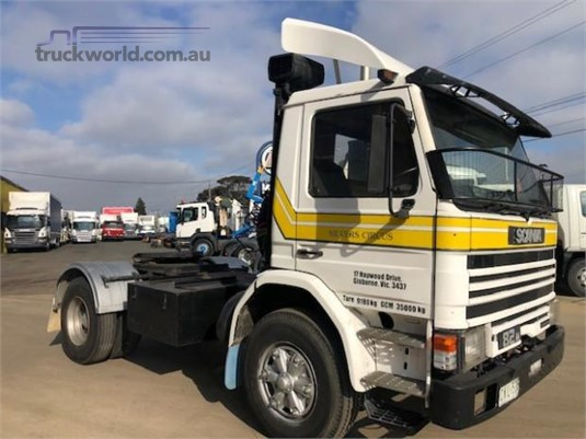 1985 Scania P82H/M - Trucks for Sale