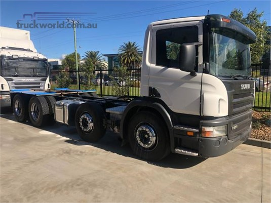 2008 Scania P270 Trucks for Sale