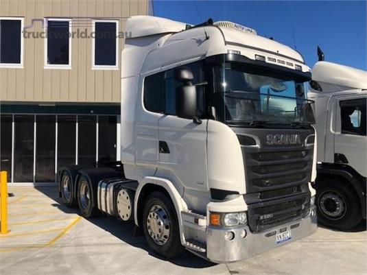 2016 Scania R620 - Trucks for Sale
