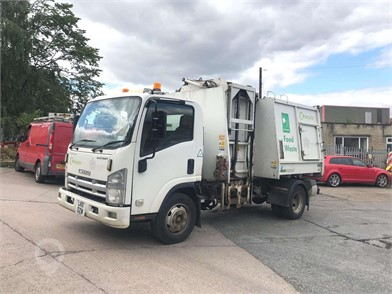 Used ISUZU Refuse Municipal Trucks for sale in the United