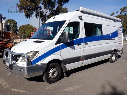 2009 Mercedes Benz Sprinter 518 Cdi - Light Commercial for Sale