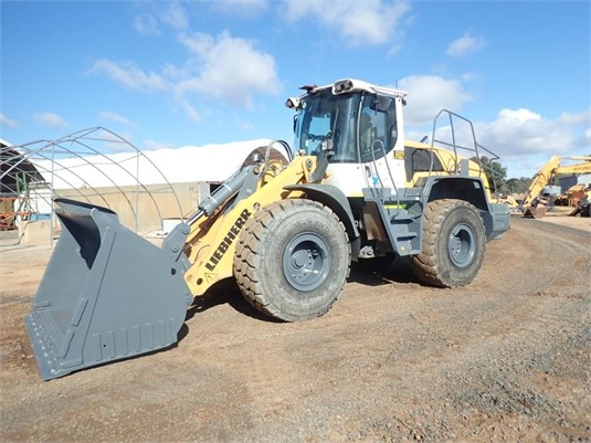 2015 Liebherr L556 - Heavy Machinery for Sale