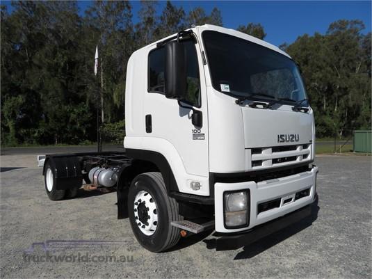 2010 Isuzu FVD1000 - Trucks for Sale
