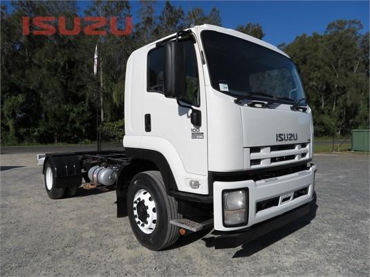 2010 Isuzu FVD1000 Used Isuzu Trucks - Trucks for Sale