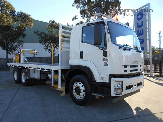 2012 Isuzu FVZ 1400 Auto City Hino - Trucks for Sale