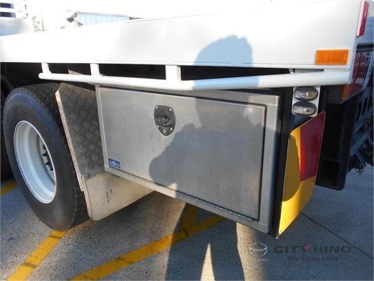 2012 Isuzu FVZ 1400 Auto City Hino - Trucks for Sale