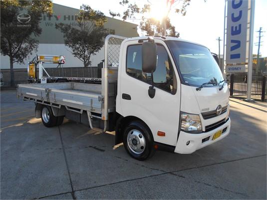 2012 Hino 300 Series 616 City Hino - Trucks for Sale