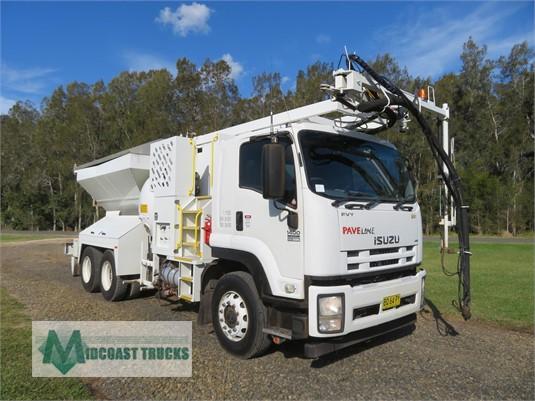 2012 Isuzu FVY 1400 Auto Midcoast Trucks - Trucks for Sale