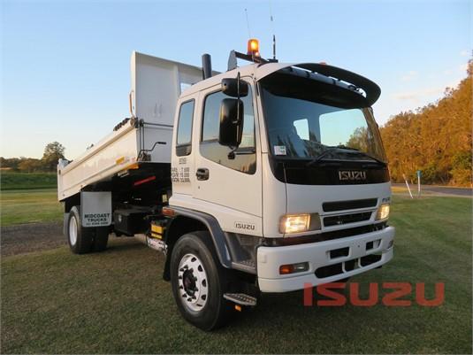 2005 Isuzu FVR 950 HD Used Isuzu Trucks - Trucks for Sale