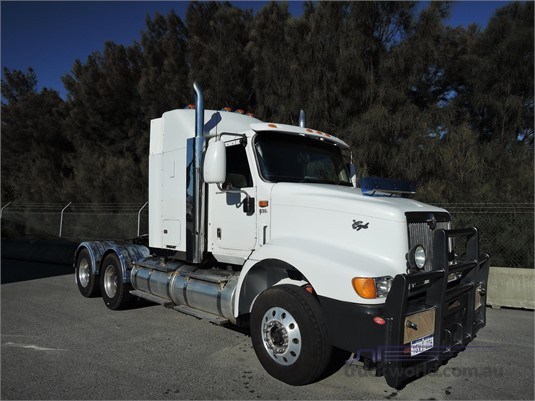 2007 International 9200i Eagle Trucks for Sale