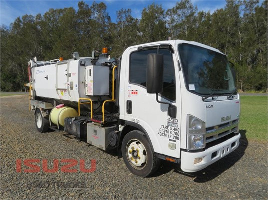 2013 Isuzu NQR 450 Premium Used Isuzu Trucks - Trucks for Sale