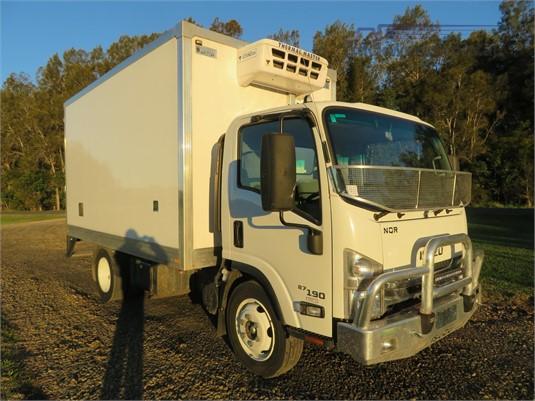 2016 Isuzu NQR 87 190 Trucks for Sale