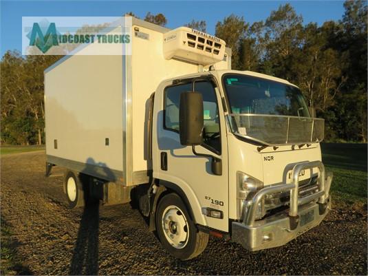 2016 Isuzu NQR 87 190 Midcoast Trucks - Trucks for Sale