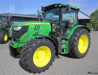 JOHN DEERE 6115 For Sale - 145 Listings | MarketBook co za - Page 1 of 6