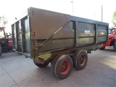 Used RICHARD WESTERN Ag Trailers for sale in Ireland - 16 Listings
