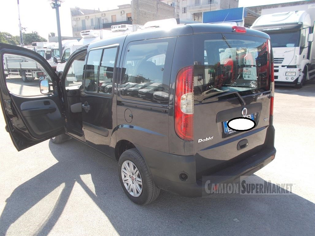 Fiat DOBLO used 2008