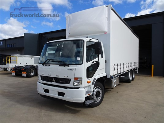 2018 Fuso Fighter 2427 Trucks for Sale