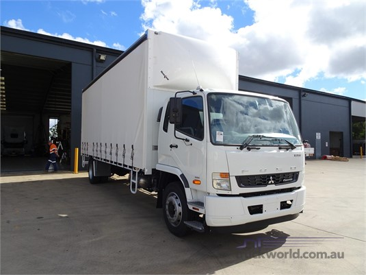 2018 Fuso Fighter 1627 Trucks for Sale